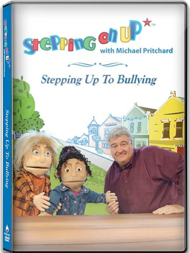 Stepping On Up with Michael Pritchard: Stepping Up to Bullying DVD