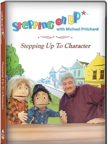 Stepping On Up with Michael Pritchard: Stepping Up To Character DVD
