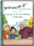Stepping On Up with Michael Pritchard: Stepping Up to Cyber Bullying & Web Safety DVD