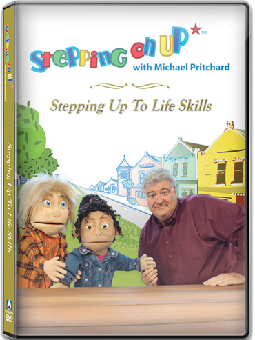 Stepping On Up with Michael Pritchard: Stepping Up To Life Skills DVD