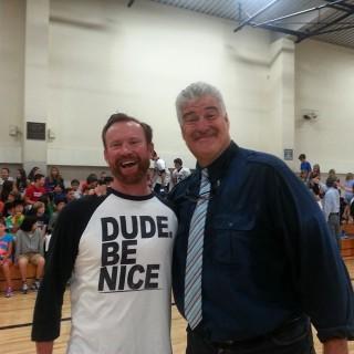 Mike in Walnut Creek.  September 5, 2014